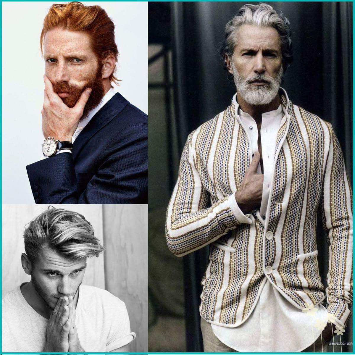 Mannen Haar, Baard, & gezichtsverzorging